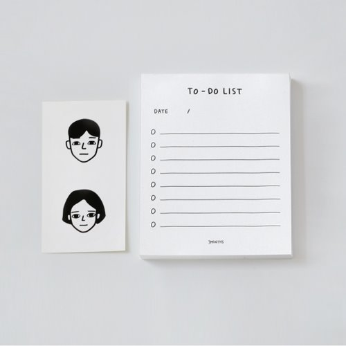 To do list 화이트